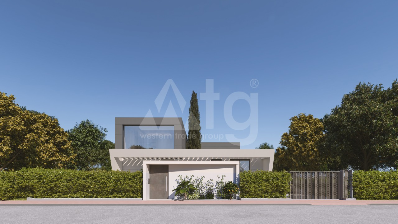 3 bedroom Villa in Dehesa de Campoamor  - AGI115709 - 3