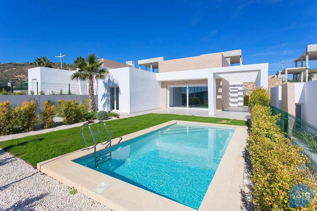 4 bedroom Villa in La Manga - AGI5788 - 1