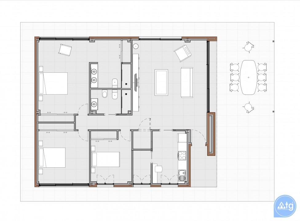 3 bedroom Villa in Mutxamel  - PH1110491 - 8