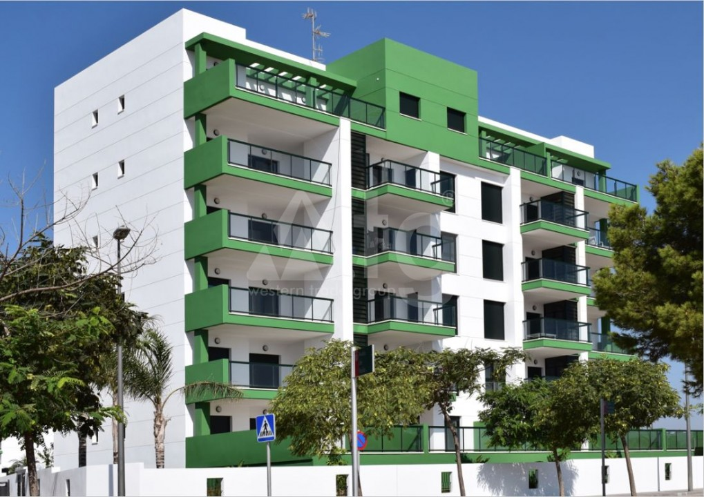 3 bedroom Penthouse in La Zenia - ER7076 - 11