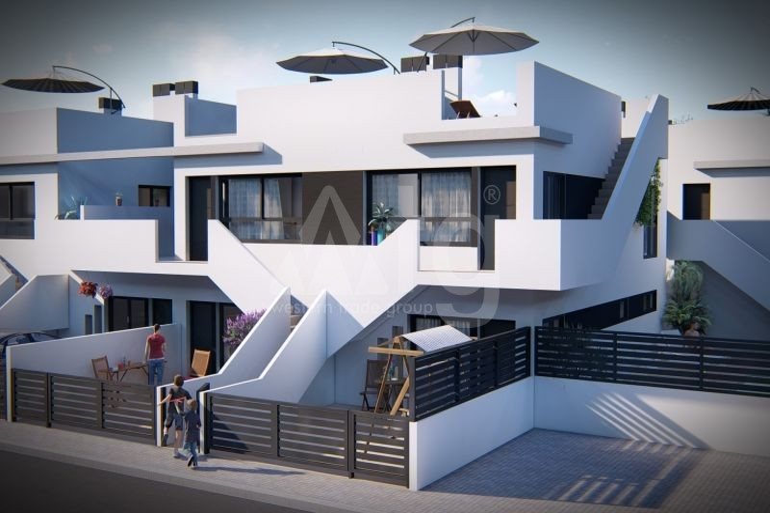 3 bedroom Penthouse in La Zenia  - US114834 - 16