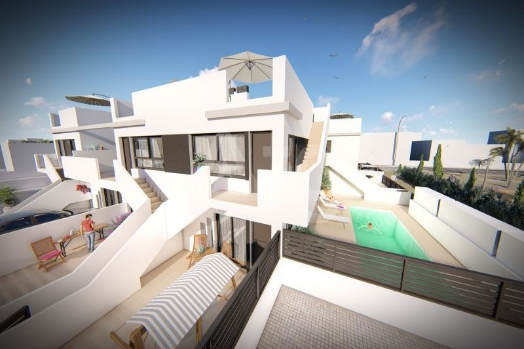 3 bedroom Penthouse in La Zenia  - US114834 - 9