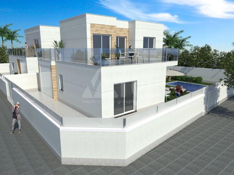 2 bedroom Townhouse in Villajoyosa - QUA8618 - 11
