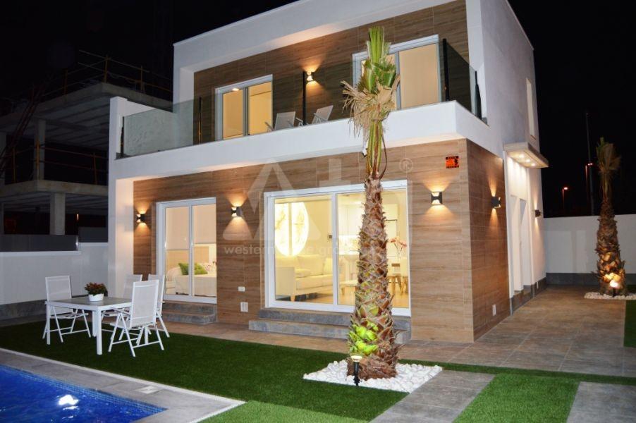 2 bedroom Townhouse in Villajoyosa - QUA8618 - 2