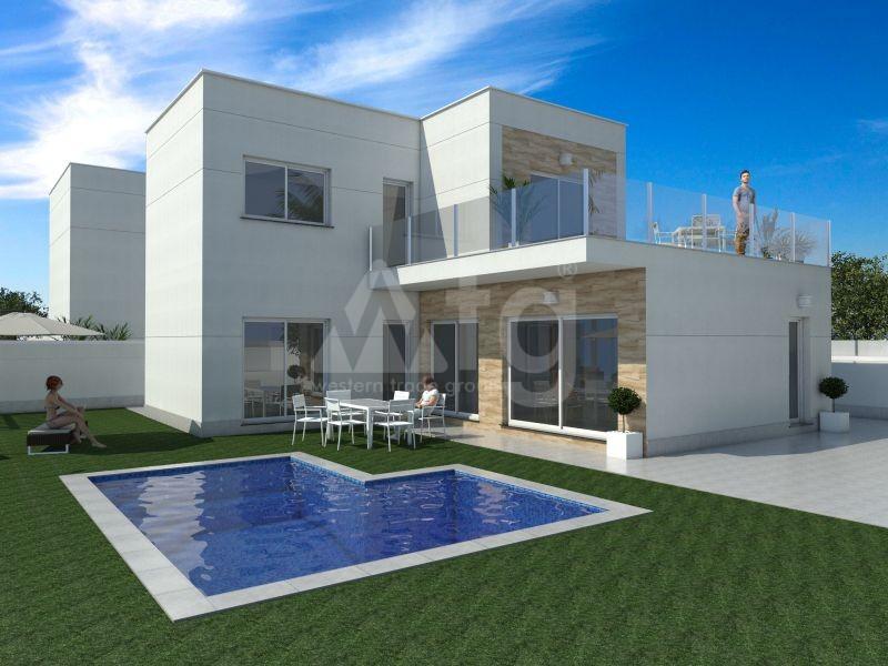 2 bedroom Townhouse in Villajoyosa - QUA8618 - 8