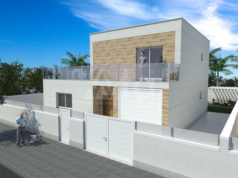 2 bedroom Townhouse in Villajoyosa - QUA8618 - 9