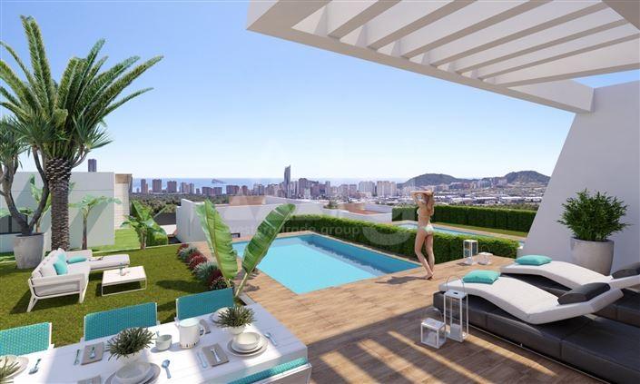 3 bedroom Townhouse in Finestrat  - CG114772 - 2