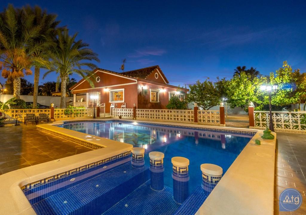4 bedroom Villa in Ciudad Quesada  - AT7261 - 1