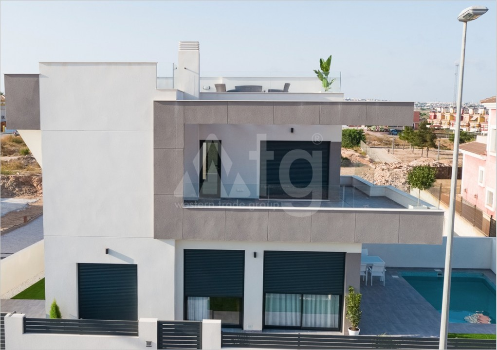 3 bedroom Villa in Dehesa de Campoamor  - AGI115533 - 17