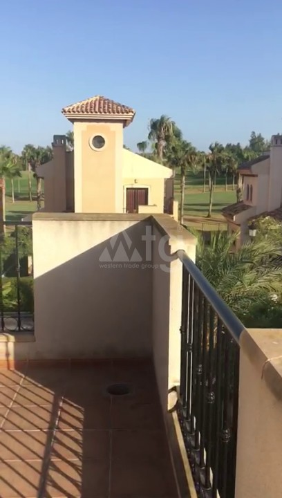 3 bedroom Villa in Dehesa de Campoamor  - AGI115558 - 14