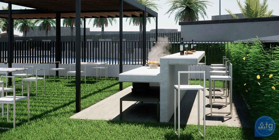 3 bedroom Villa in Dehesa de Campoamor  - AGI115548 - 16