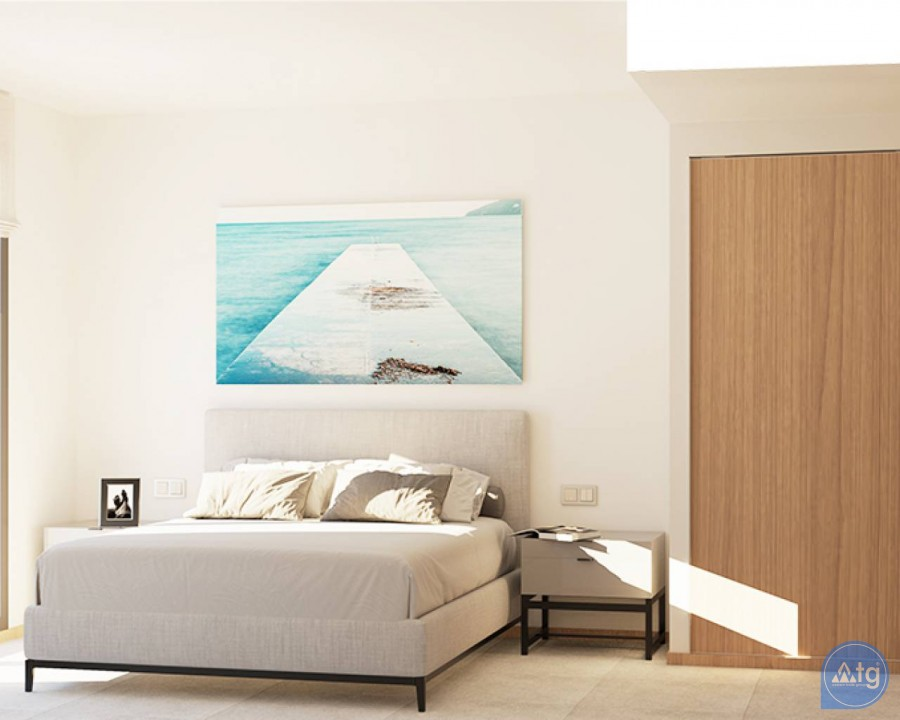3 bedroom Villa in Dehesa de Campoamor  - AGI115542 - 17