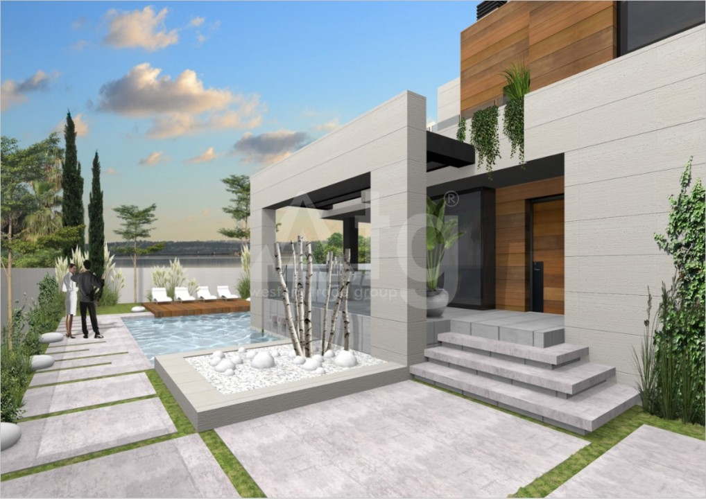 4 bedroom Villa in Dehesa de Campoamor  - AGI115621 - 3