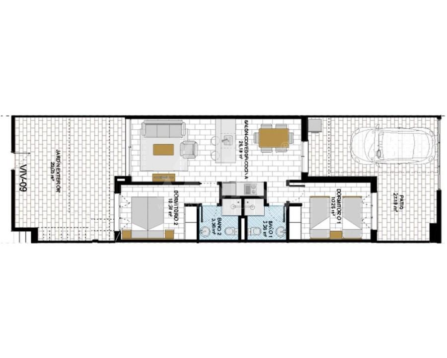 3 bedroom Villa in Las Colinas - GEO8120 - 16