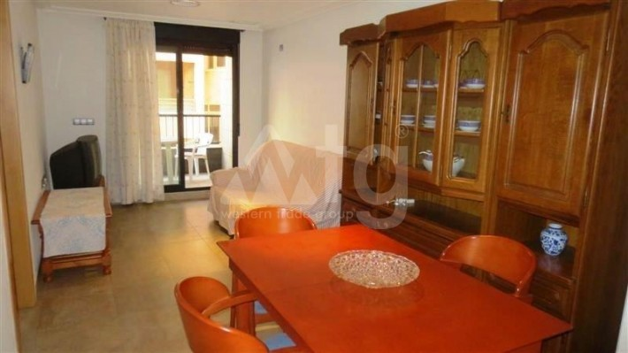 Appartement de 2 chambres à Altea - CAM8368 - 6