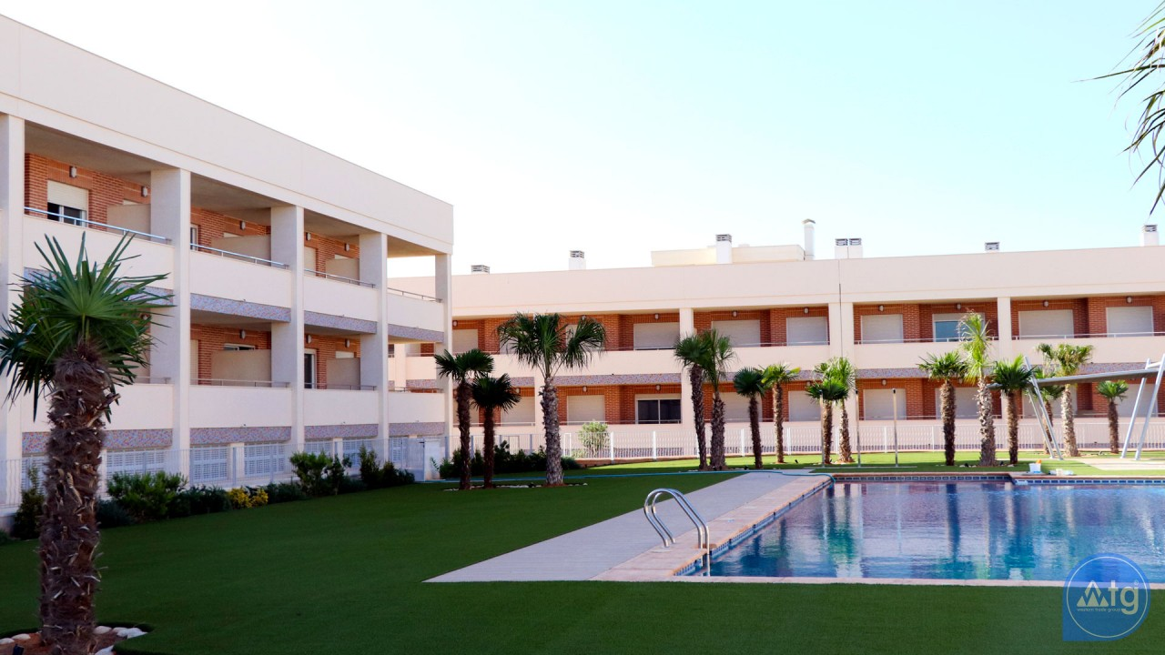 Appartement de 2 chambres à Gran Alacant - AS114325 - 23