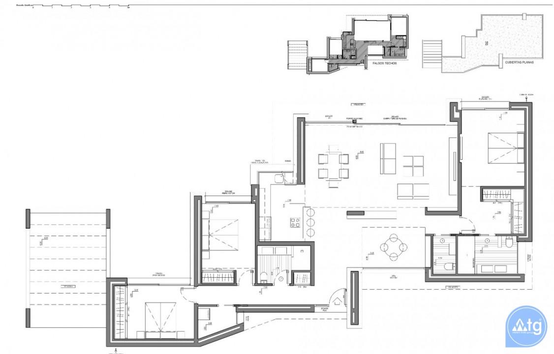 Appartement de 2 chambres à La Senia - US6824 - 6