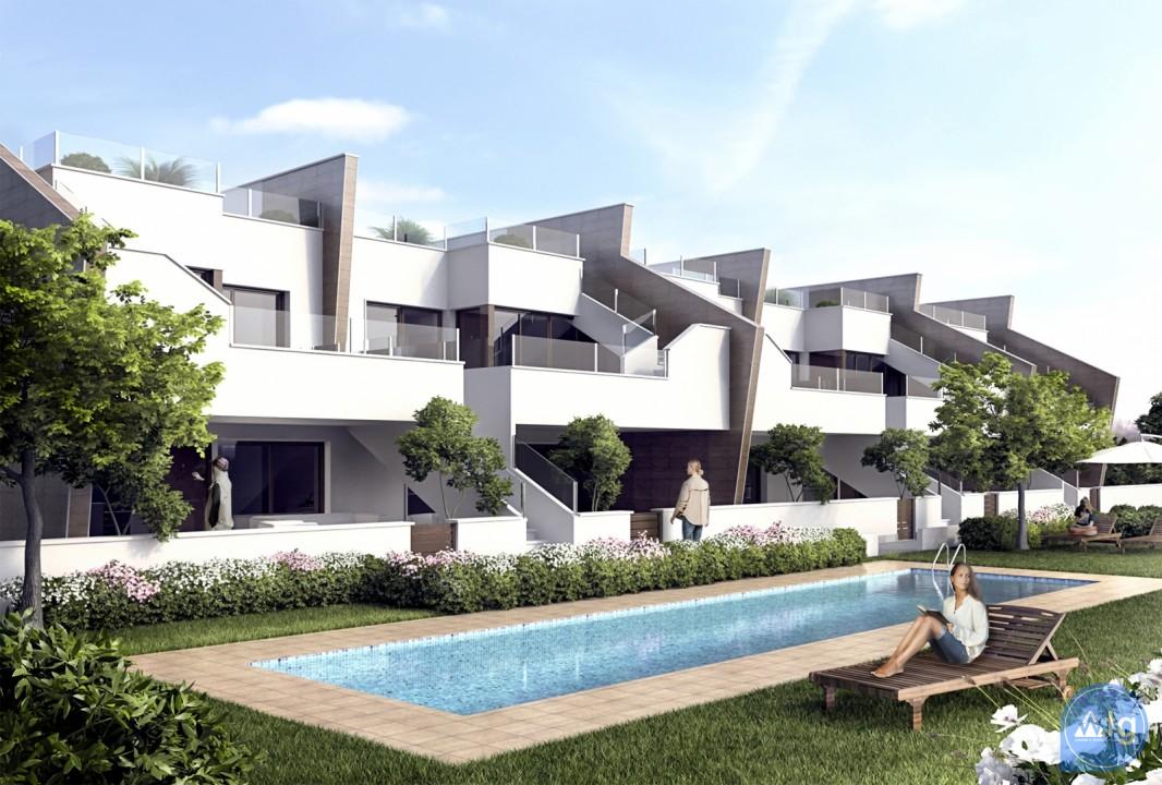 Appartement de 2 chambres à San Pedro del Pinatar - OK8074 - 1