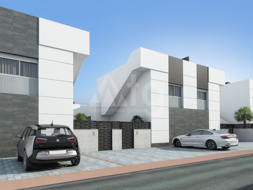 Appartement de 2 chambres à San Pedro del Pinatar - OK8076 - 9