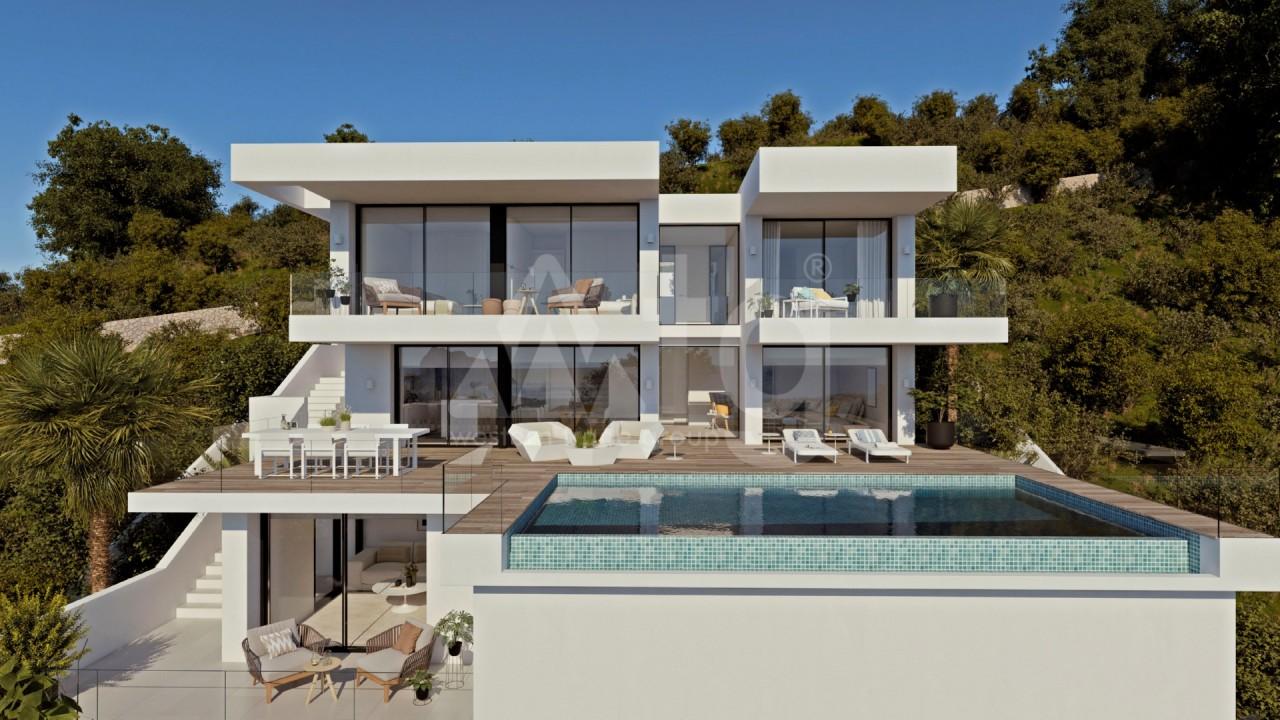 Villa de 3 chambres à Cumbre del Sol - VAP119449 - 2