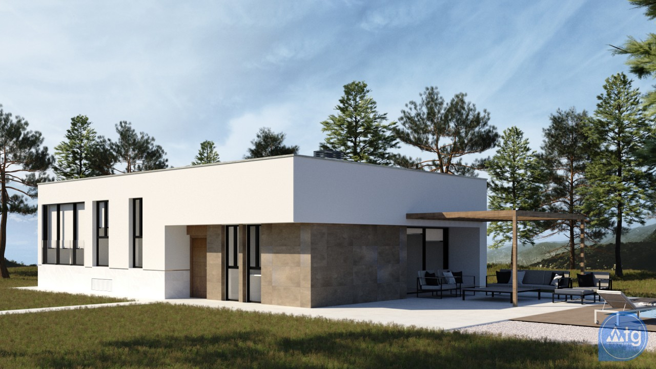 Villa de 3 chambres à Mutxamel - PH1110442 - 1