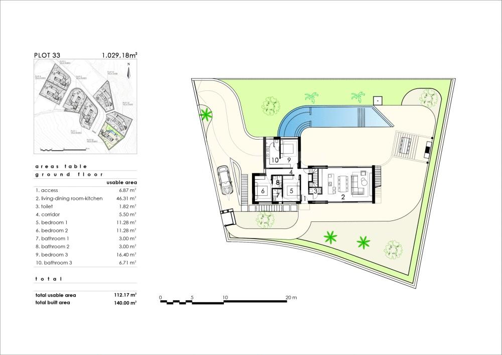 Villa de 3 chambres à San Miguel de Salinas  - PP1116366 - 24