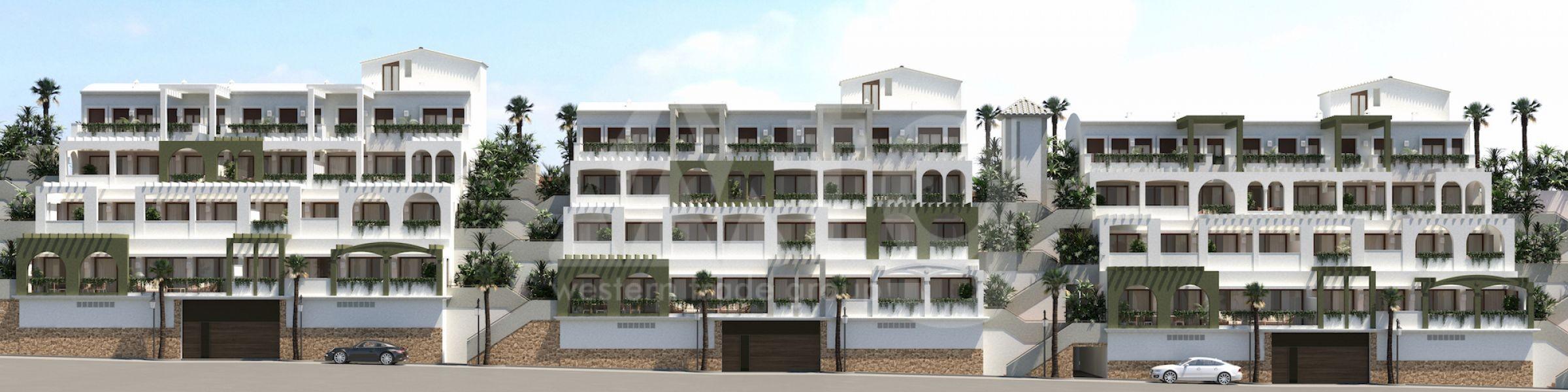 Townhouse de 2 chambres à La Vila Joiosa - QUA8619 - 1