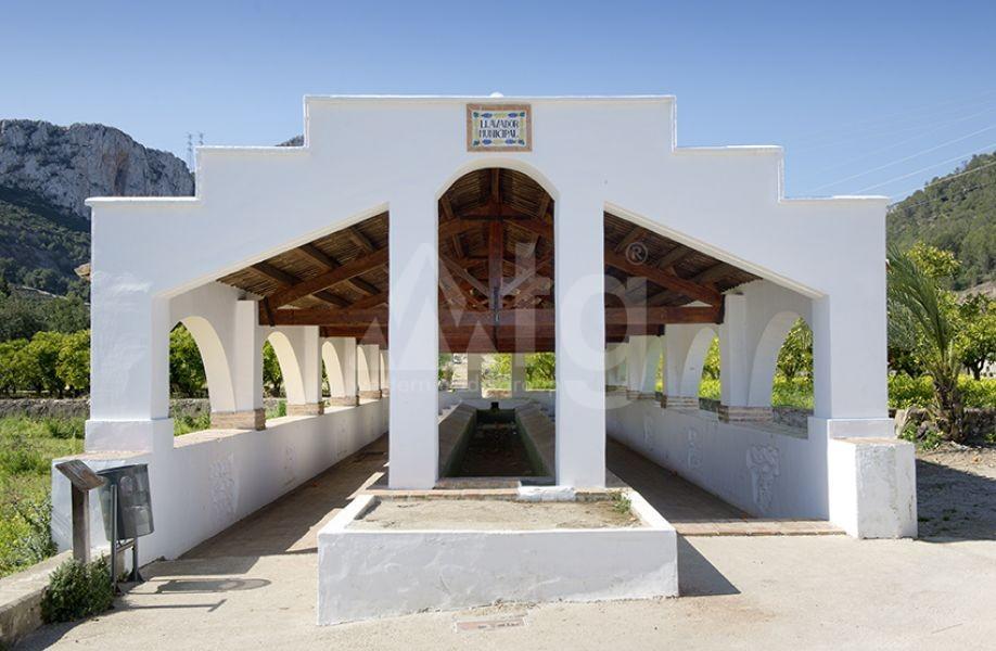 Townhouse de 2 chambres à La Vila Joiosa - QUA8619 - 11