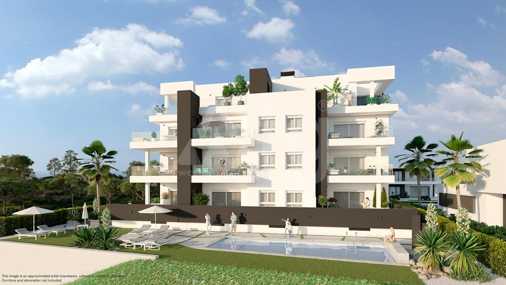 Penthouse de 3 chambres à Villamartin - NS8269 - 1