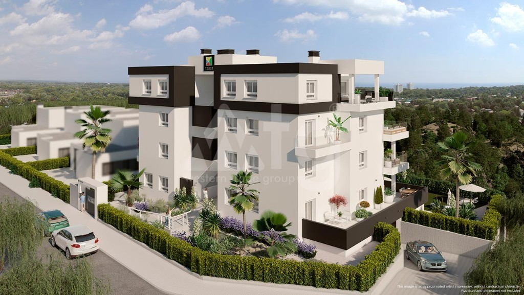Penthouse de 3 chambres à Villamartin - NS8269 - 3