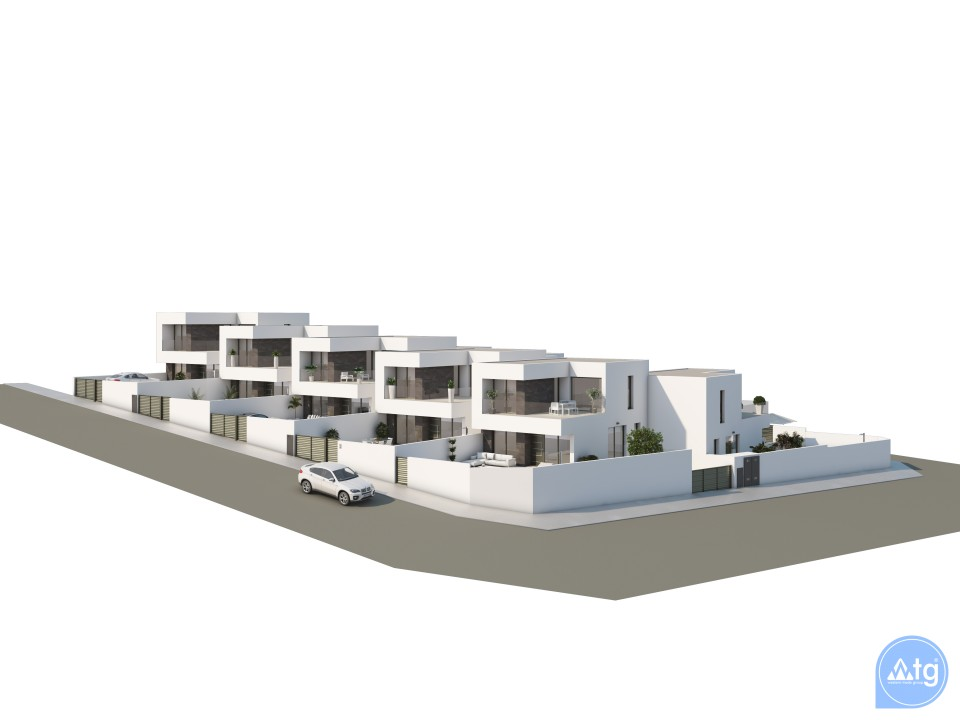 Schöne Villa in Benijófar, 3 Schlafzimmer - GV116285 - 20
