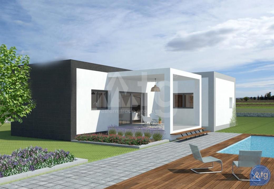Schöne Villa in San Pedro del Pinatar, 3 Schlafzimmer, flache 132 m<sup>2</sup> - EGS116597 - 1