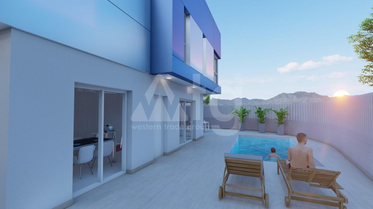 2 bedroom Apartment in Benidorm  - TM117024 - 1