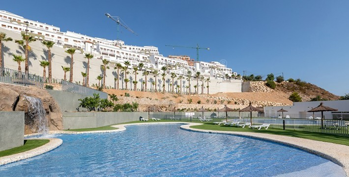 2 bedroom Apartment in Calpe  - CAM8375 - 1