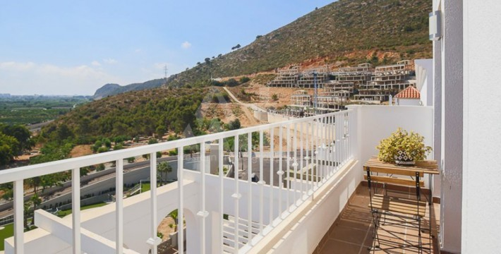 2 bedroom Apartment in Calpe  - CAM8375 - 15