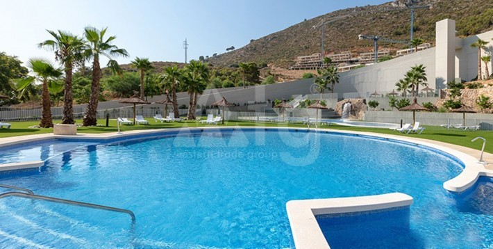2 bedroom Apartment in Calpe  - CAM8375 - 2