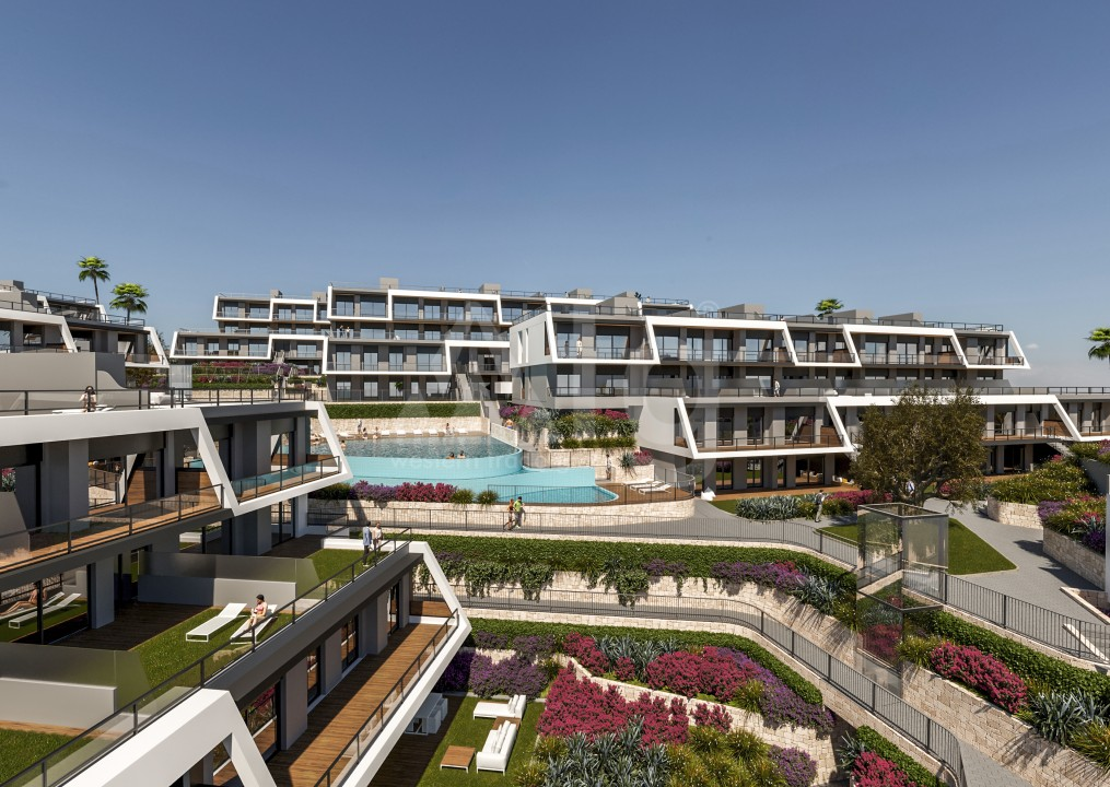 2 bedroom Apartment in Gran Alacant  - GD1113519 - 1
