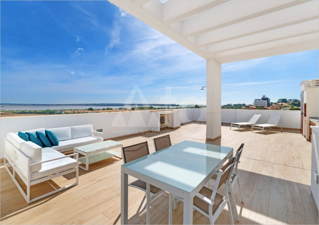 3 bedroom Apartment in Guardamar del Segura - ER7054 - 1