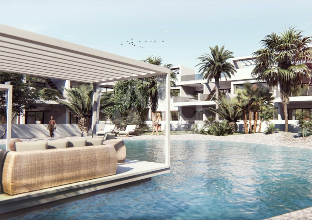3 bedroom Apartment in Guardamar del Segura - ER7054 - 3
