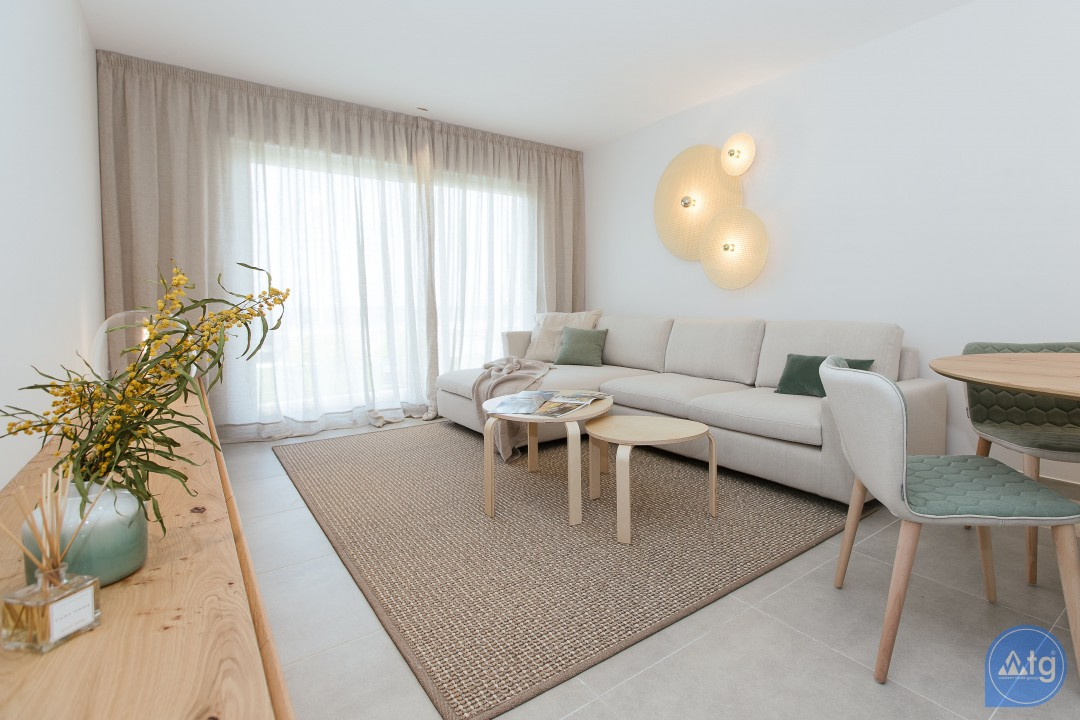 2 bedroom Apartment in La Manga  - GRI115281 - 14