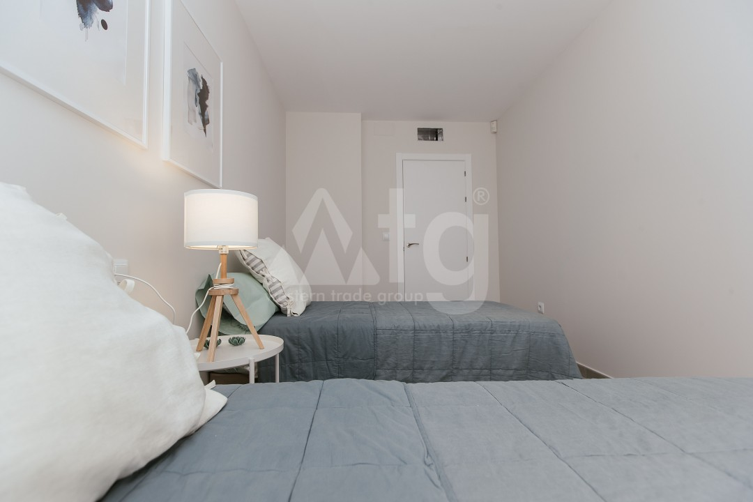 2 bedroom Apartment in La Manga  - GRI115281 - 23