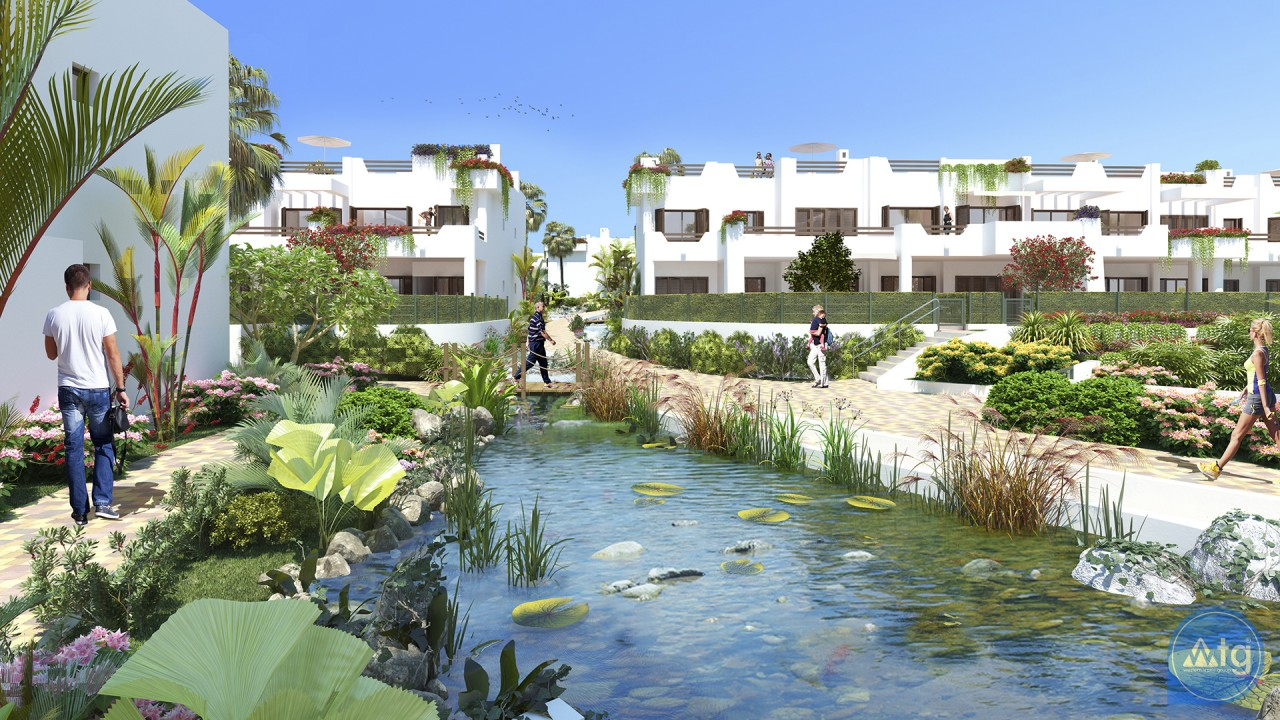 2 bedroom Apartment in La Manga  - UBA116838 - 6