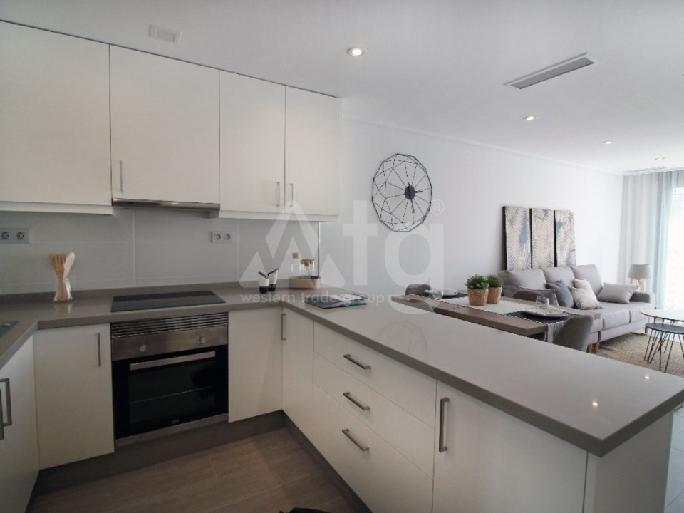 2 bedroom Apartment in La Manga  - GRI115268 - 8