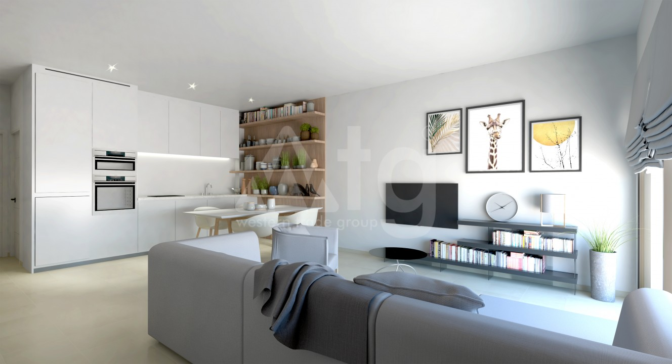 3 bedroom Apartment in La Zenia - US6834 - 5