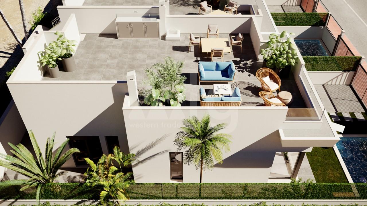 3 bedroom Apartment in Mar de Cristal  - CVA115789 - 2