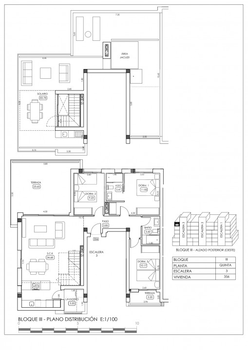 3 bedroom Apartment in Mil Palmeras  - TRI114774 - 26