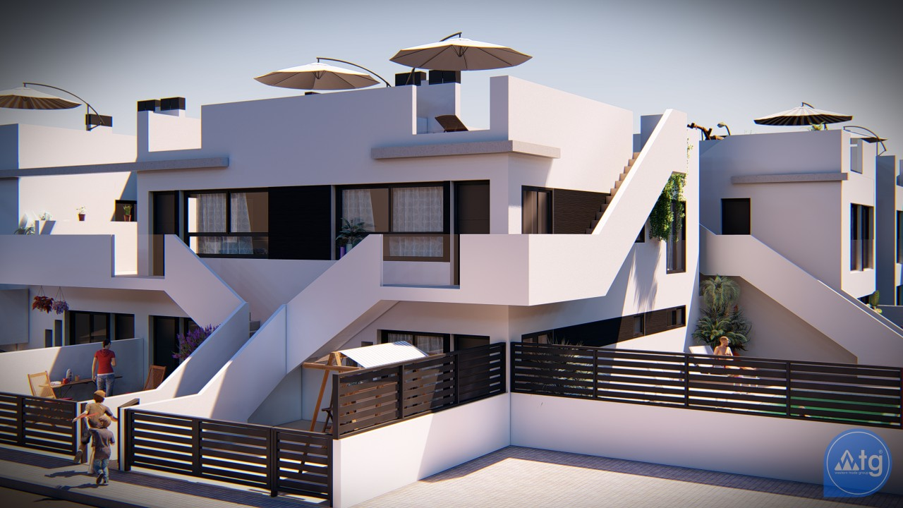3 bedroom Apartment in Punta Prima  - GD6313 - 1