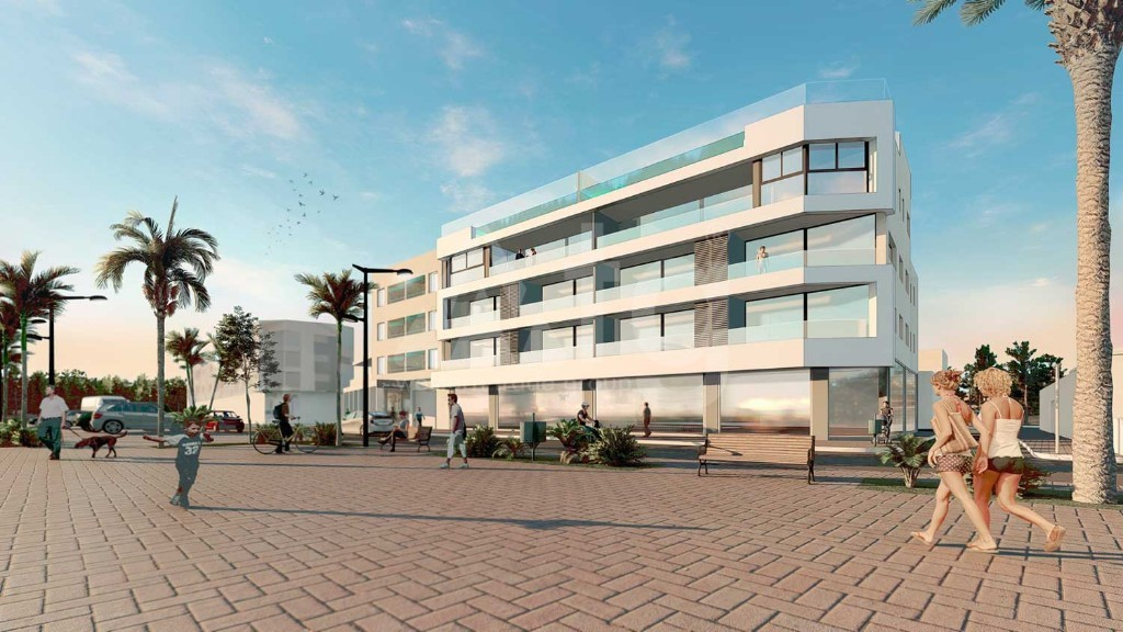 3 bedroom Apartment in San Pedro del Pinatar - OK8081 - 1