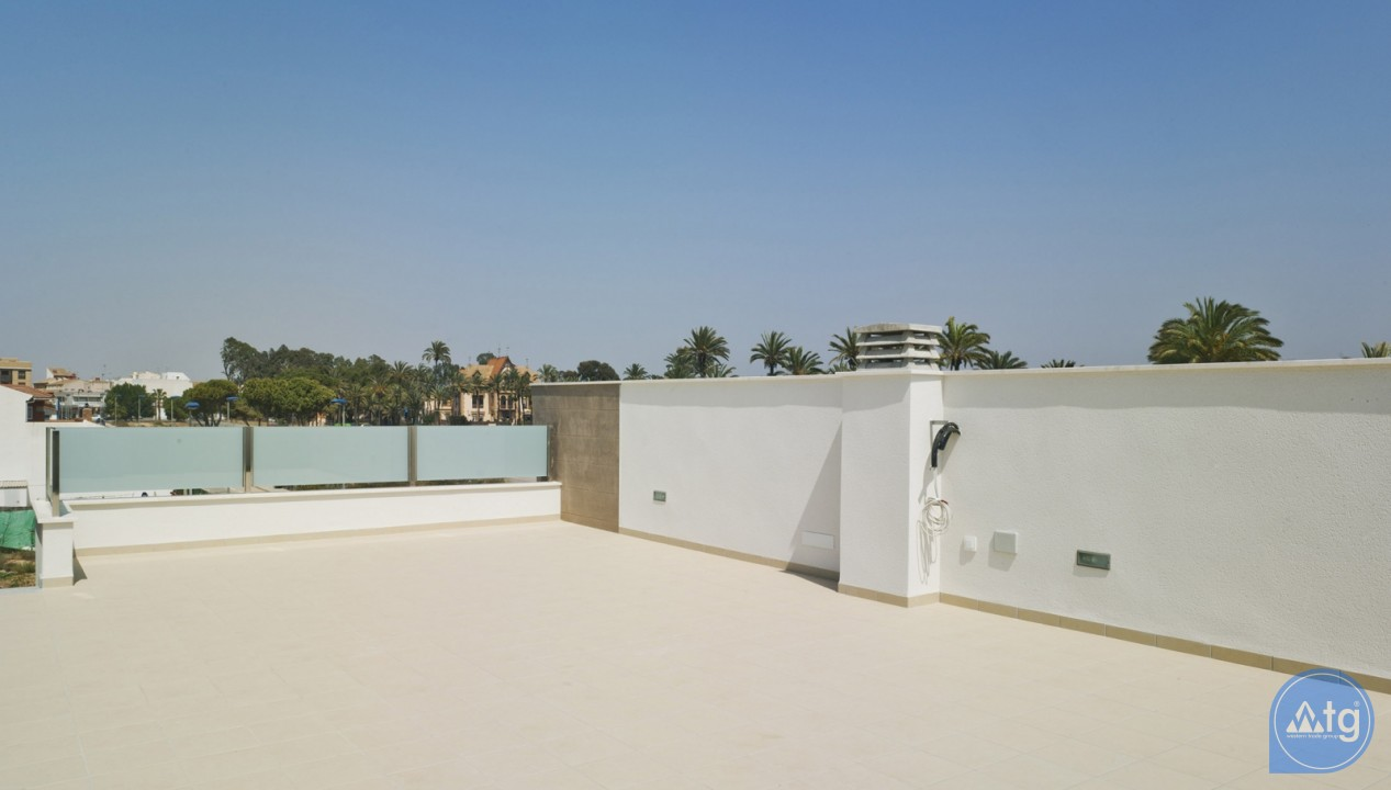 3 bedroom Apartment in San Pedro del Pinatar - OK8081 - 16