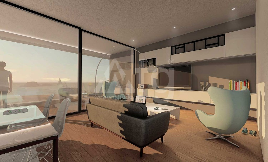 3 bedroom Apartment in San Pedro del Pinatar - OK8081 - 2